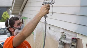 Revamp your powdered and faded exterior siding