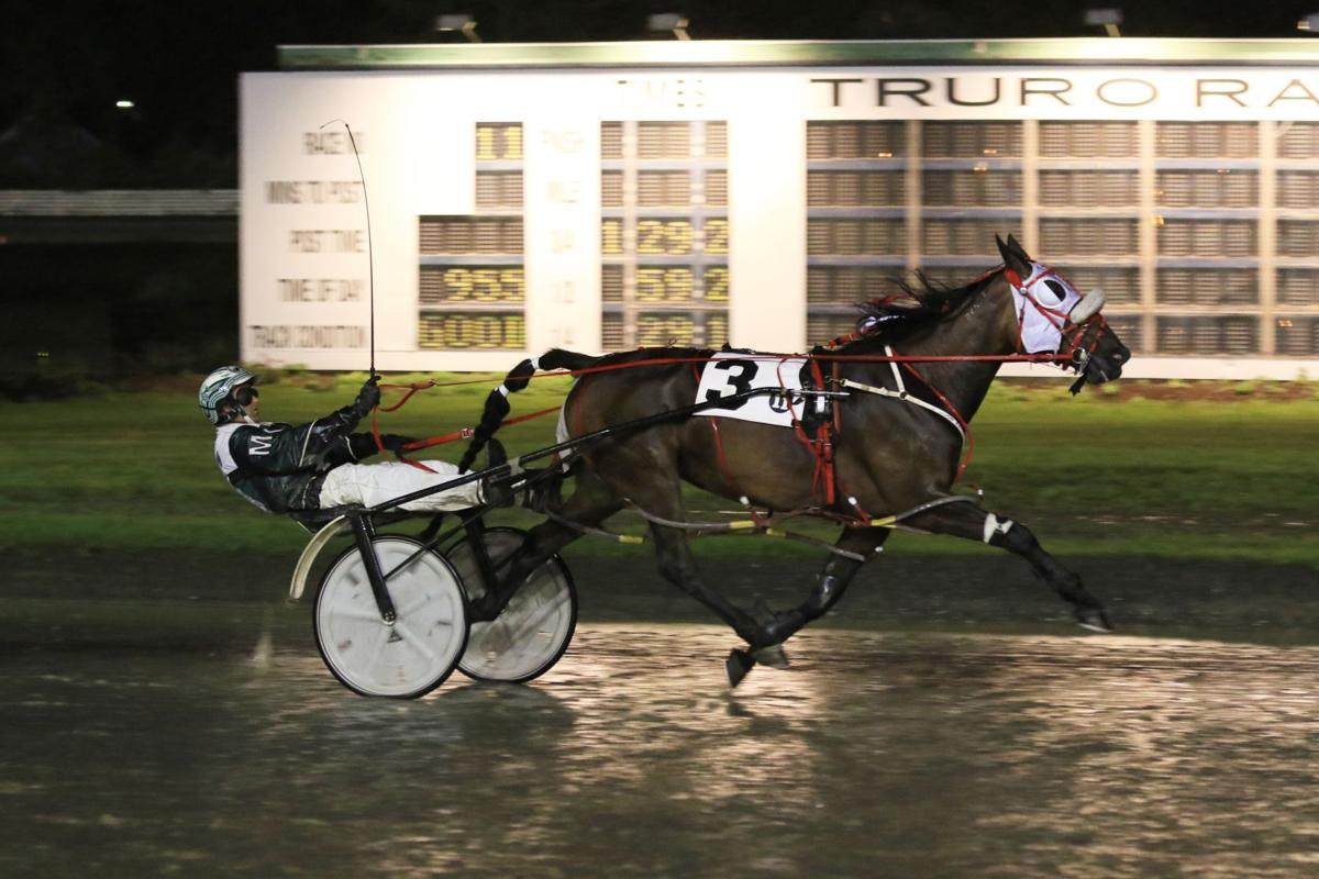 Larjon Lachlan winning for Marc Campbell and the Hubtown Ownership group.