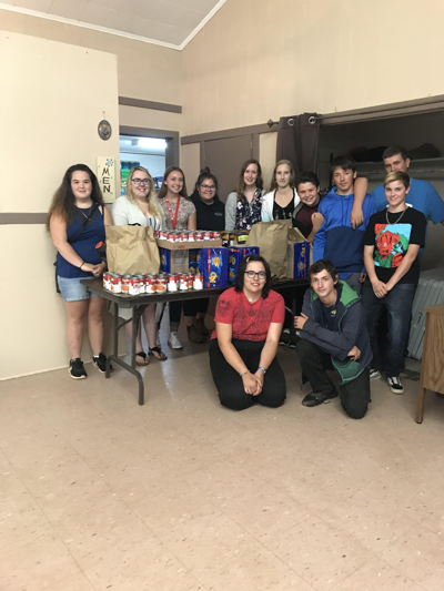 West Prince Caring Cupboard receives major donation from SEAM Program