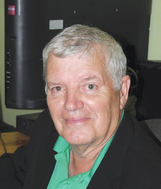 Fred MacDonald, editor of the Atlantic Post Calls