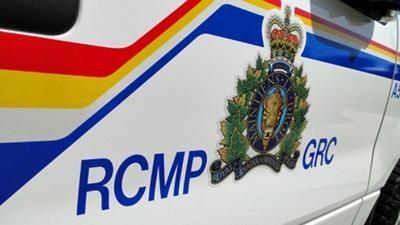 RCMP car