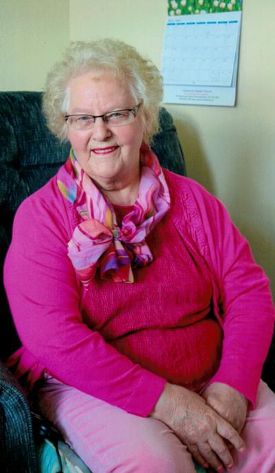 Marjorie Anna Laird