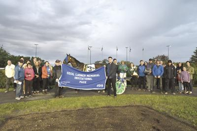 Bugsy Maguire wins Cecil Ladner Memorial
