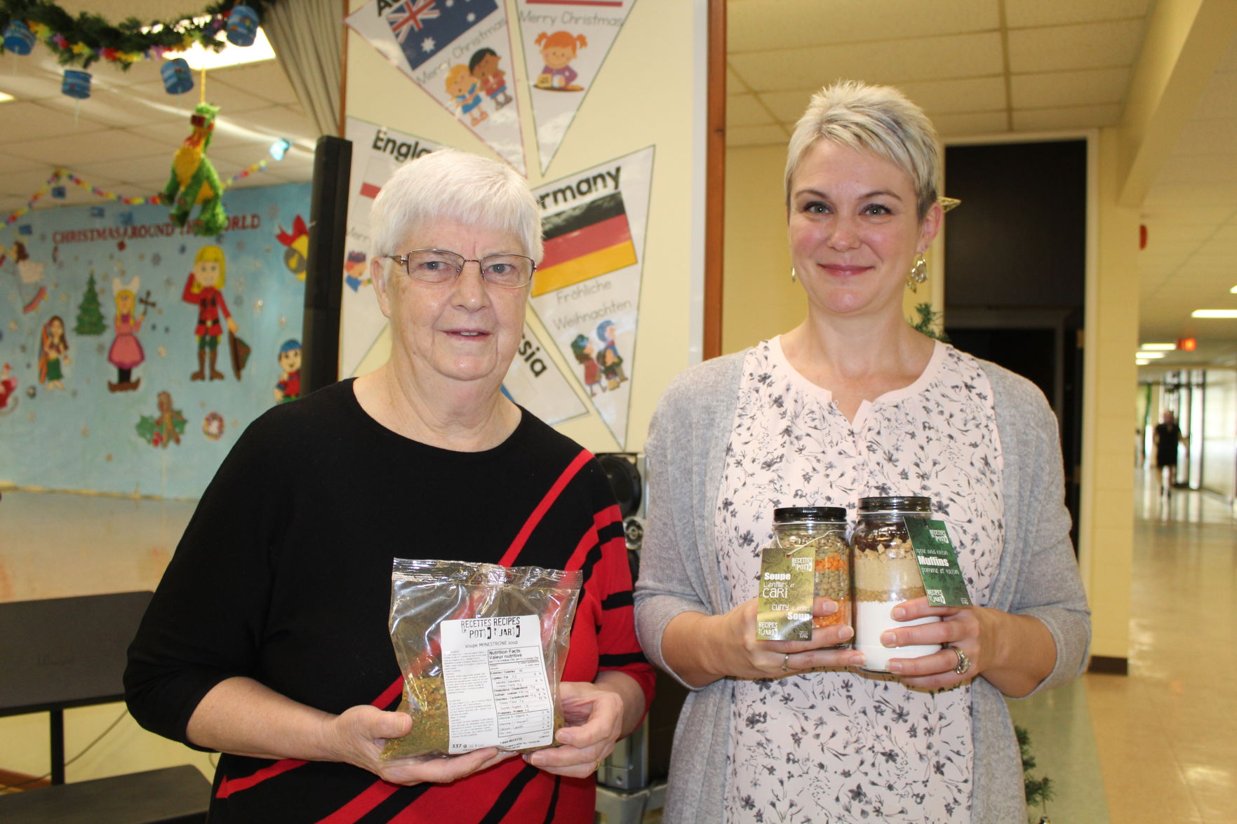 Recipes in a Jar offer unique fundraising opportunity for