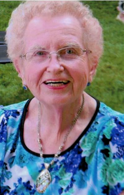 Myra Lucinda Louise Scott