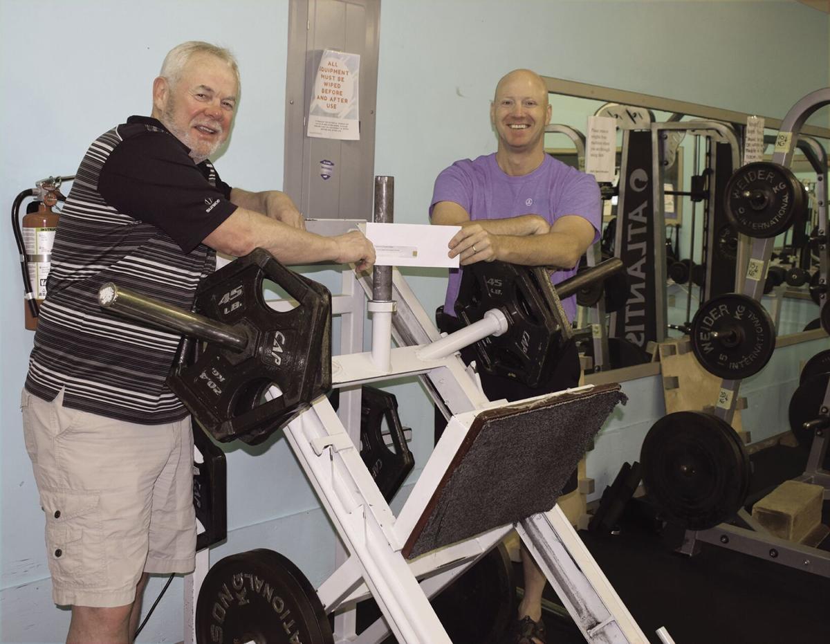Randy Gallant and Andy Daggett