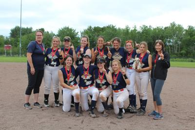 Tigers win softball tournament