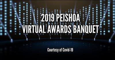 2019 PEISHOA Virtual Awards Banquet