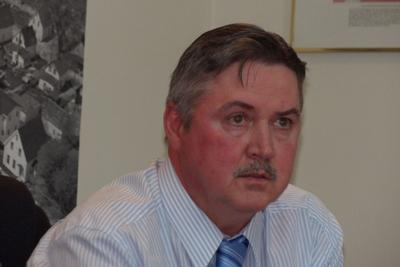 Councillor John MacFarlane
