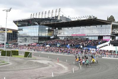 2019 World Driving Championship, Sweden; Elitlopp like Gold Cup and Saucer but on a much larger scale