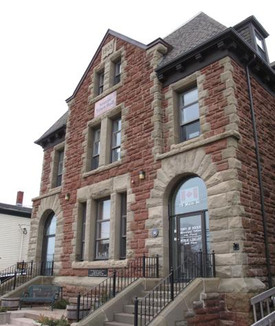 Souri town hall