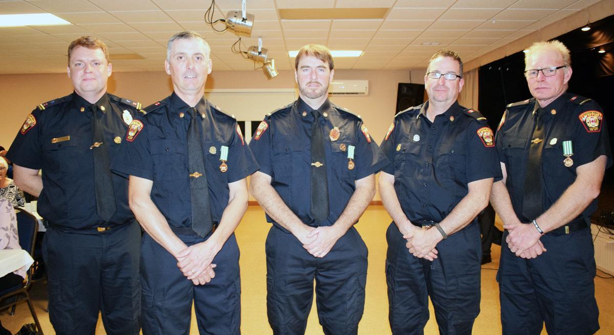 Eastern Kings firefighters