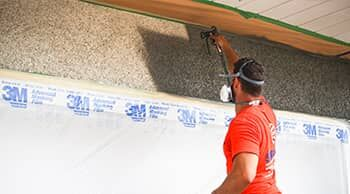 Erase years of wear and tear by painting your stucco