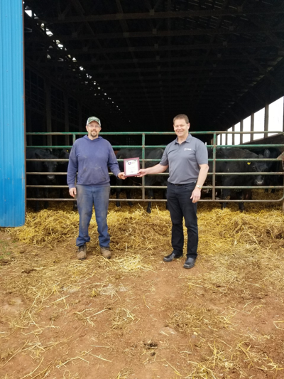Atlantic Beef Producer of the Year for PEI