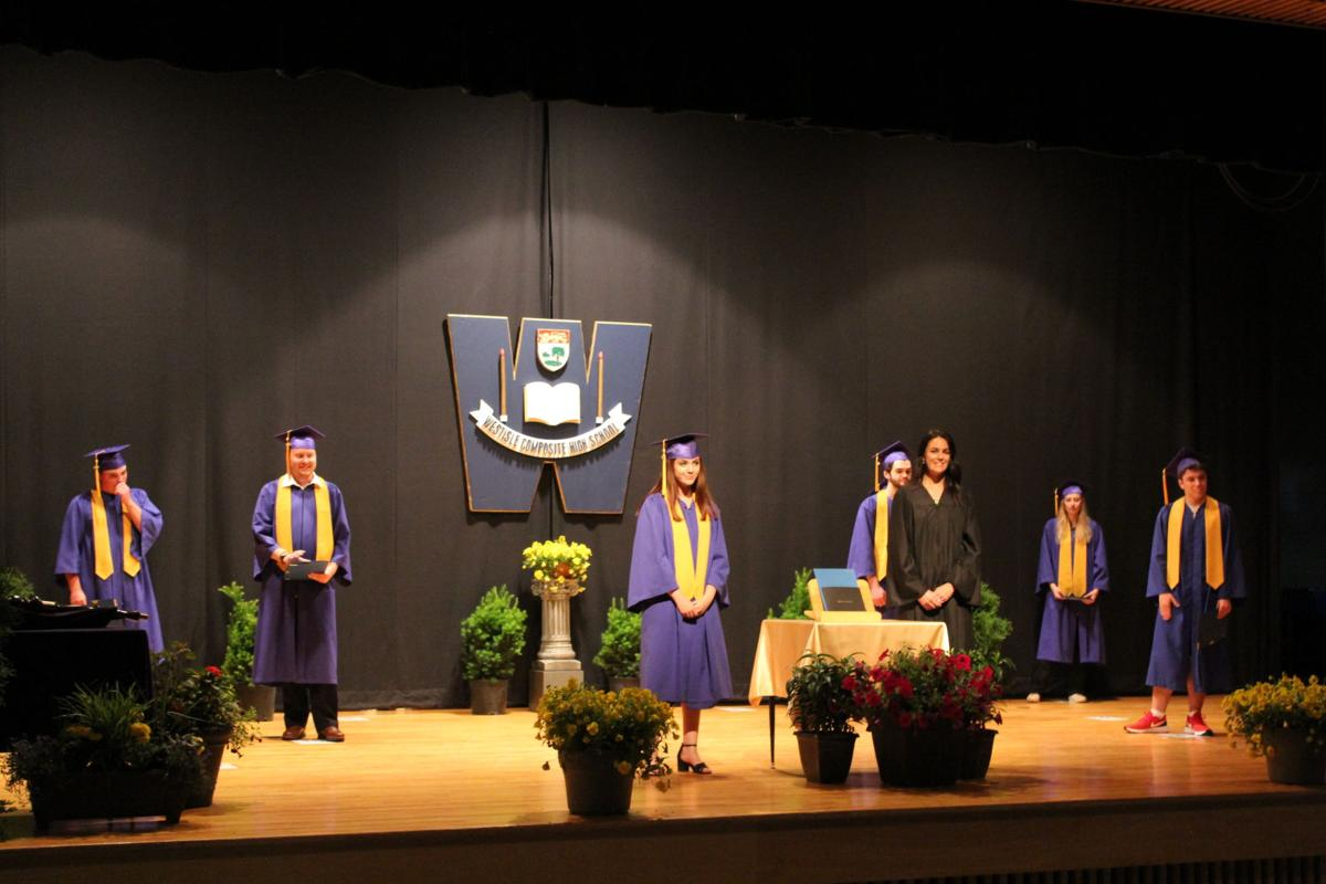 Westisle Grads