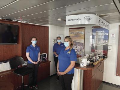 Ferry rapid testing