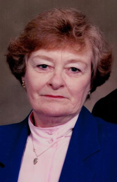 June McDougall