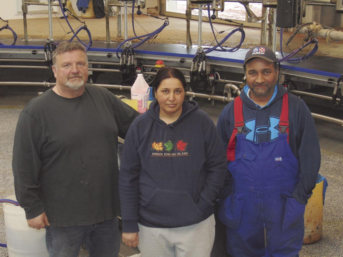 Raising a new future - Indian immigrants find a new life at