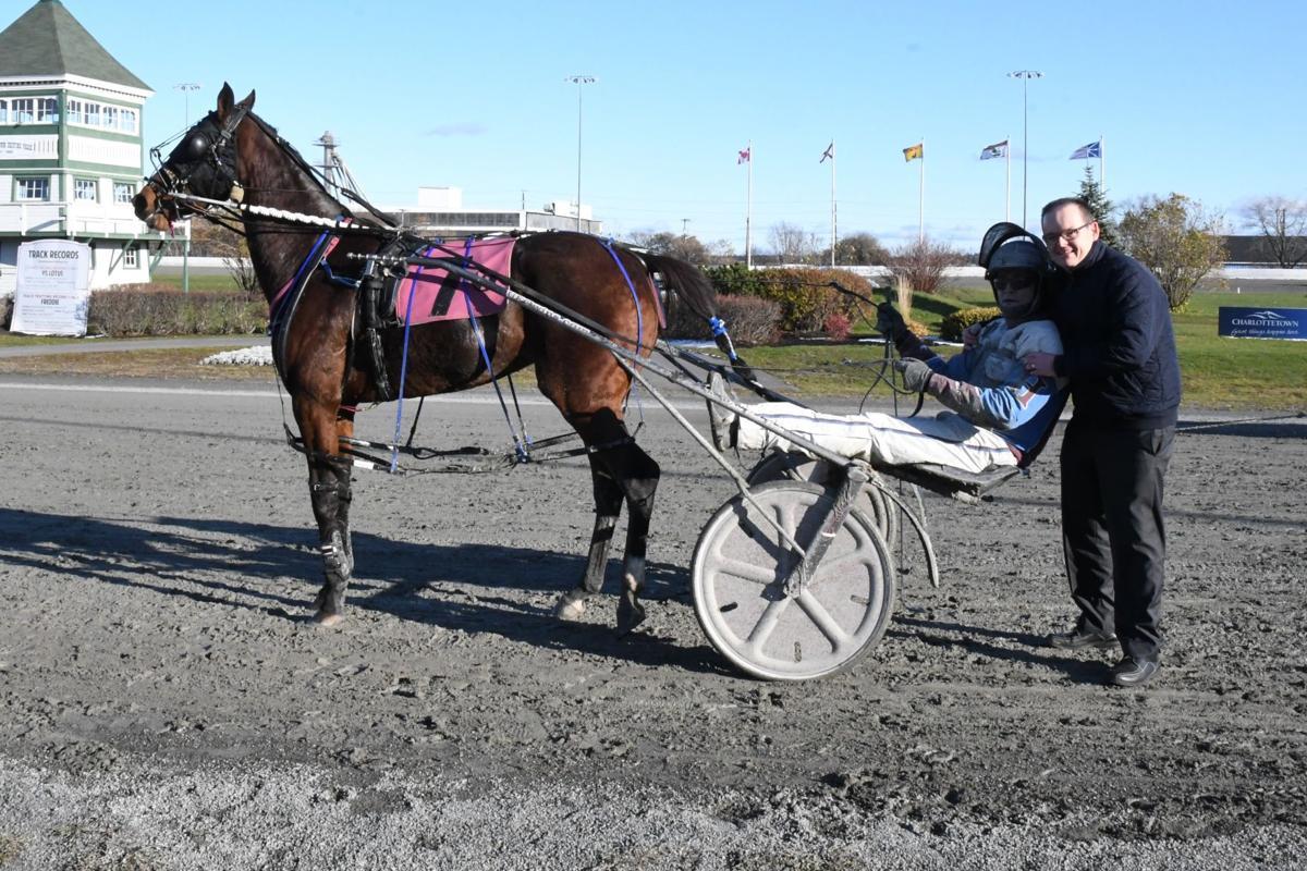 March Magic and driver Jason Hughes