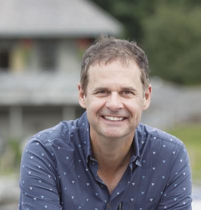 Publisher Paul MacNeill