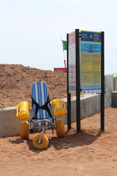 Making PEI beaches more accessible