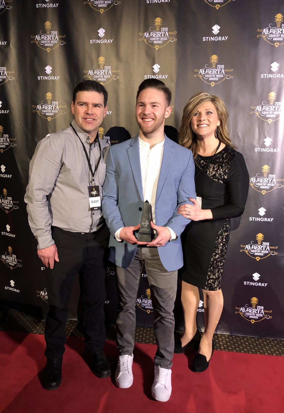 Ben Chase wins first Alberta Country Music Award