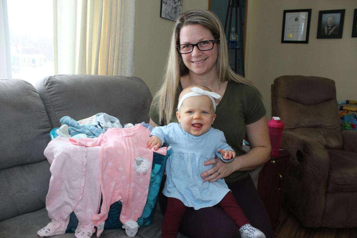 """They just made sure we had the best worst-case scenario"":  Tyne Valley family to donate preemie  and newborn outfits to Maritime hospitals"