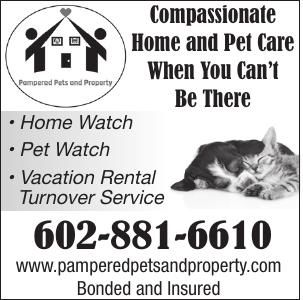 Pampered pets and Property