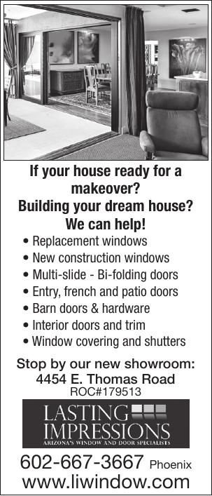 If your house ready for a Lasting Impressions