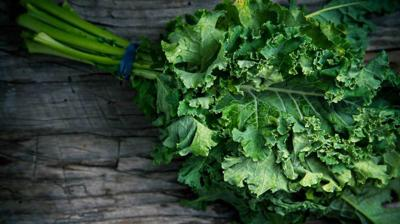 Can you be sure that leafy substance won't kale you?