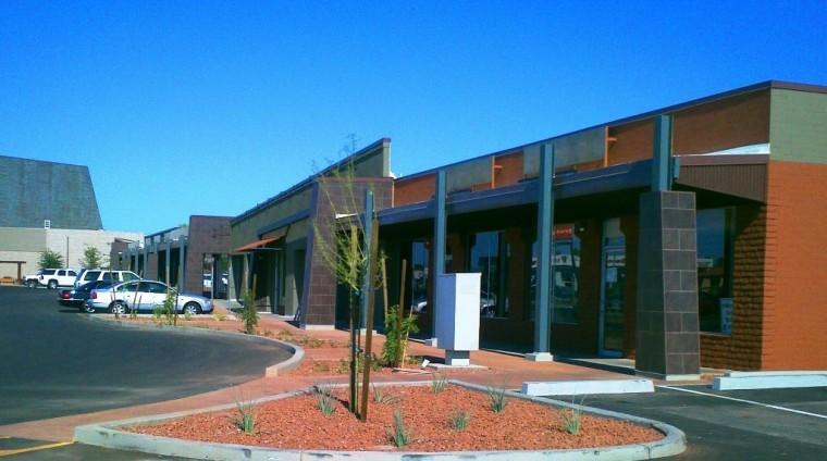 Wagoner Plaza 1