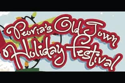 peoria old town holiday festival
