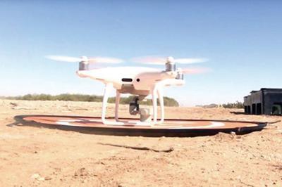 Farm Drones west Valley