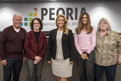 Peoria Unified governing board