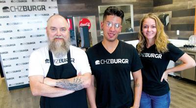the Chzburgr team