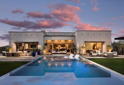 Toll Brothers launches collections in the Meadows