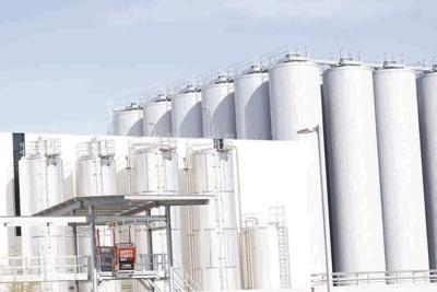 White Claw production facilities