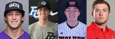 Local baseball players selected by teams in MLB Draft
