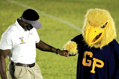 Glendale Prep athletic director Jerome Garrison