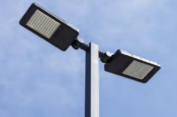 LED Light energy efficient streetlight
