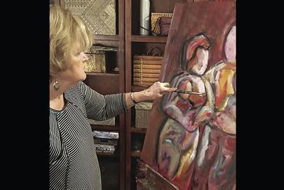 Peoria artist Joye Melby