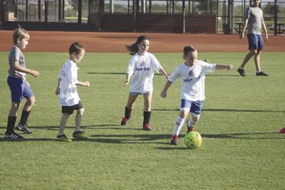 The UK International Soccer Camps