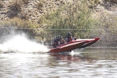 Rob Miller's boat