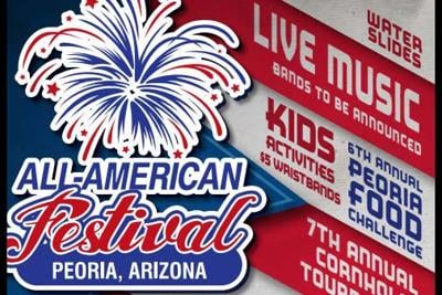 The All-American Festival is on for the Fourth in Peoria
