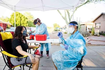 The Maricopa County Department of Public Health