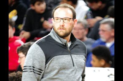Coach Jordan Augustine