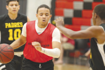 Centennial basketball hopes to emulate success of other sports