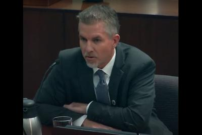 Peoria Deputy City Manager Andy Granger
