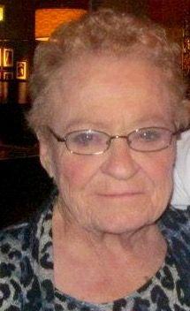 Kathryn (Kay) Lucille Spradley Rukstelis