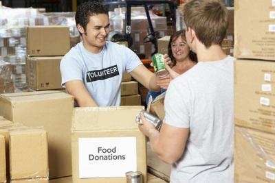 Midwest Food Bank Warehouse